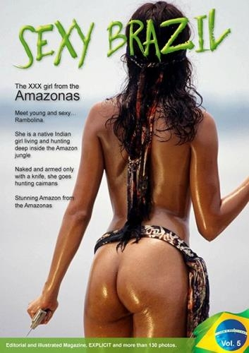 Sexy Brazil Editorial Photo Magazine - Vol. 5 (2018)